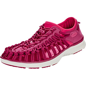 Keen Uneek O2 Sandals Dam anemone/bright rose